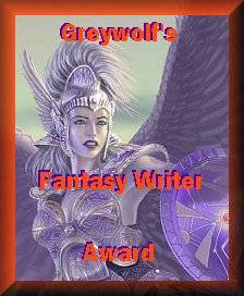 Castle Greywalf Fantasy Writer's Award